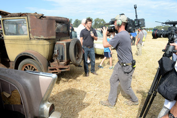 Tanner Foust The Lambrecht Auction: Day 1