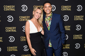 Tanya Giles Comedy Central's Emmys Party 2018