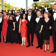 Tanya Seghatchian Closing Ceremony And 'The Man Who Killed Don Quixote' Red Carpet Arrivals - The 71st Annual Cannes Film Festival