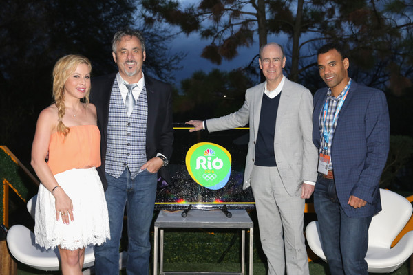 NBC Sports Exclusive Olympic Panel Discussion and Happy Hour at the NBC Sports Lawn At SXSW