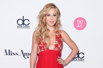 Tara Lipinski 2018 Miss America Competition - Red Carpet