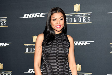 Taraji P. Henson 5th Annual NFL Honors - Arrivals