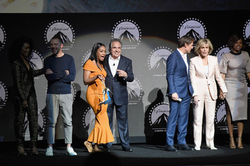 Taraji P. Henson CinemaCon 2018 - Paramount Pictures Presentation Highlighting Its 2018 Summer And Beyond