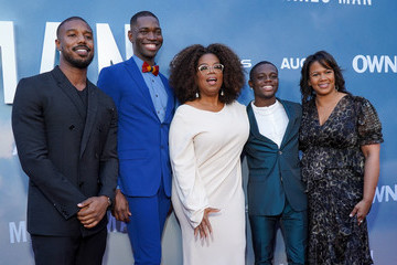 Tarell Alvin McCraney Premiere Of OWN's 'David Makes Man' - Red Carpet