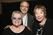 (L-R) Actress Kathy Bates, director Jon Avnet and actress Shirley MacLaine attend Target Presents AFI's Night at the Movies at ArcLight Cinemas on April 24, 2013 in Hollywood, California.