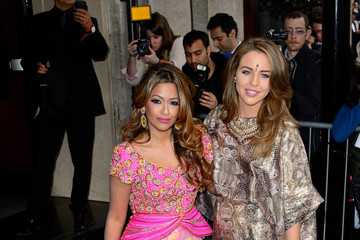 Tasmin Lucia Khan Arrivals at the Asian Awards