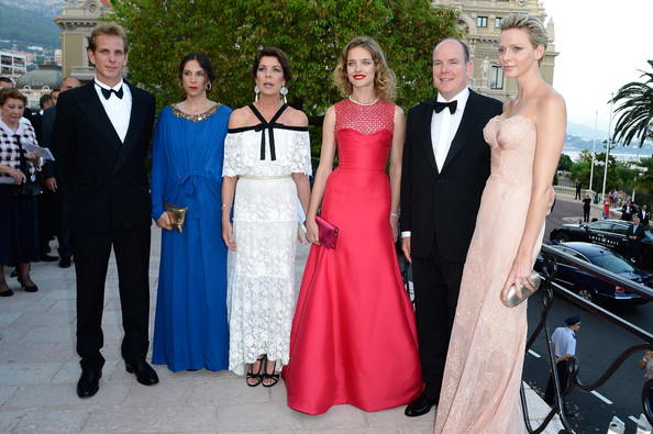 Charlene Wittstock Photos Photos: 62nd Red Cross Ball In