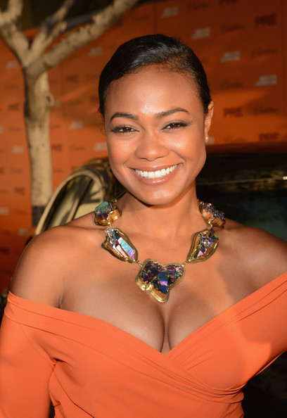 Download this Tatyana Ali Actress Arrives Debra Lee Pre Bet Awards picture