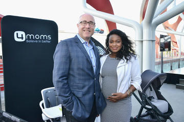 Tatyana Ali 4moms Car Seat Launch Event