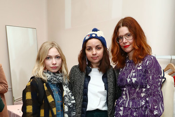 Tavi Gevinson Vintage for a Cause Hosted by Rebecca Taylor, Christene Barberich, Stacy London, and Rachel Antonoff Benefitting She Should Run