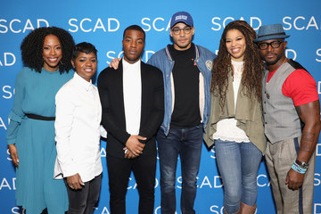 Taye Diggs Bre-Z SCAD aTVfest 2019 - 'All American'