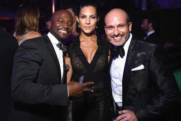 Taye Diggs Inside the Elton John AIDS Foundation Oscars Viewing Party — Part 2