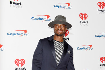 Taye Diggs 2019 iHeartRadio Music Festival - Night 1 – Press Room