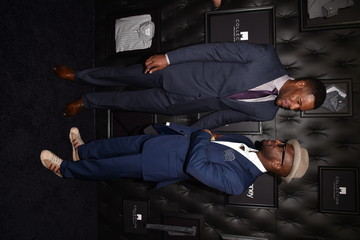 Taye Diggs JCPenney and Michael Strahan Launch Collection By Michael Strahan