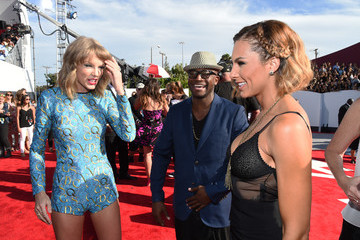 Taye Diggs Arrivals at the MTV Video Music Awards — Part 2