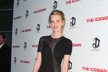 Taylor Bagley Arrivals at 'The Iceman' Premiere