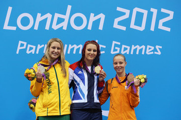Taylor Corry 2012 London Paralympics - Day 4 - Swimming