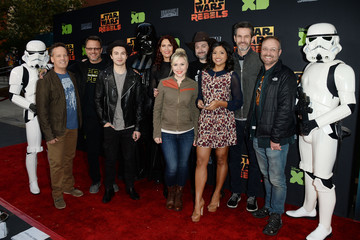 Taylor Gray Disney XD's 'Star Wars Rebels' Season 2 Finale Event - Arrivals
