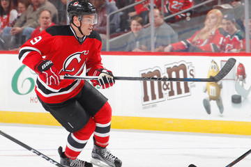 Taylor Hall Carolina Hurricanes v New Jersey Devils