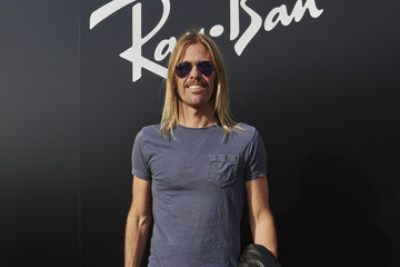 Taylor Hawkins Ray-Ban Rooms at 'Barclaycard Presents: British Summer Time in Hyde Park'