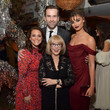 Taylor Hill Vanity Fair And Lancôme Toast Women In Hollywood In Los Angeles