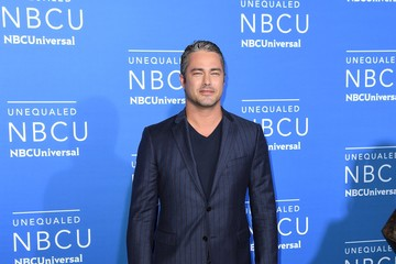 Taylor Kinney NBC's 'NBCUniversal Upfront' - Arrivals