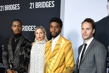 Taylor Kitsch '21 Bridges' New York Screening