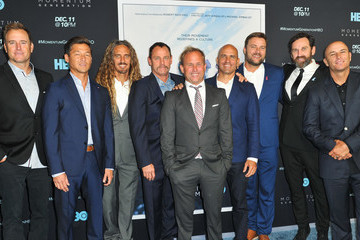 Taylor Knox HBO's 'Momentum Generation' Premiere - Red Carpet