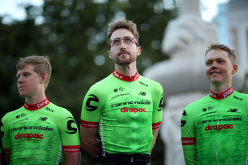 Taylor Phinney AMGEN Tour of California Kickoff Media Lunch & Men's Press Conference