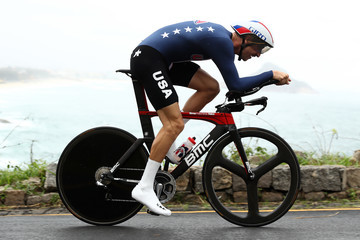 Taylor Phinney Cycling - Road Time Trial - Olympics: Day 5