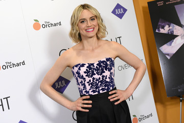 Taylor Schilling Celebrities Attend 'The Overnight' New York Premiere