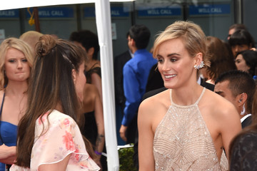 Taylor Schilling Arrivals at the 66th Annual Primetime Emmy Awards — Part 2