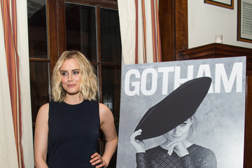 Taylor Schilling Gotham Magazine VIP Dinner with Cover Star Taylor Schilling