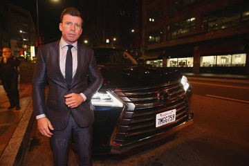 Taylor Sheridan 'Wind River' After Party at Le Jardin