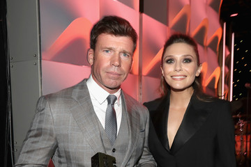 Taylor Sheridan 21st Annual Hollywood Film Awards - Backstage and Audience