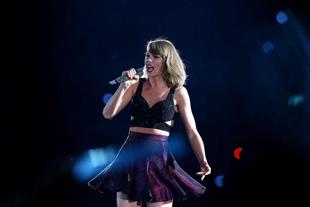 Taylor swift concert dates in Melbourne