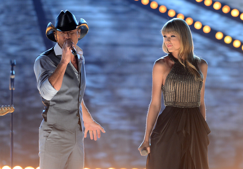 Taylor Swift - 48th Annual Academy Of Country Music Awards - Show