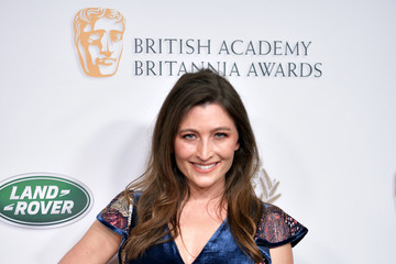 Taylor Treadwell 2018 British Academy Britannia Awards Presented By Jaguar Land Rover And American Airlines - Arrivals
