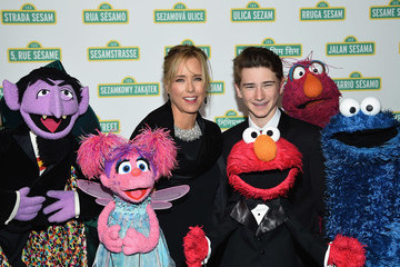 Tea Leoni 2017 Sesame Workshop Dinner