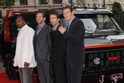 Bradley Cooper and Sharlto Copley Photos Photo