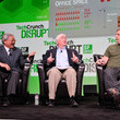 Ed Lee and Ron Conway