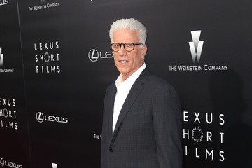 Ted Danson Arrivals at the Lexus Short Films Event