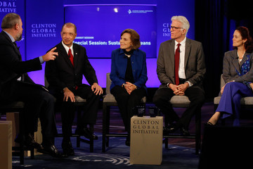 Ted Danson Clinton Global Initiative 2015 Annual Meeting - Day 3