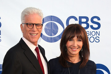 Ted Danson Arrivals at the CBS Summer Soiree