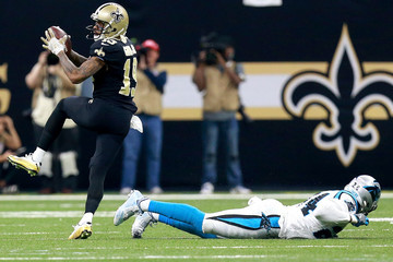 Ted Ginn Wild Card Round - Carolina Panthers v New Orleans Saints