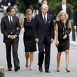 Hunter Biden Ted Kennedy Makes Final Trip To Washington For Burial At Arlington Cemetery