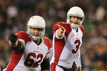 Ted Larsen Arizona Cardinals v Philadelphia Eagles