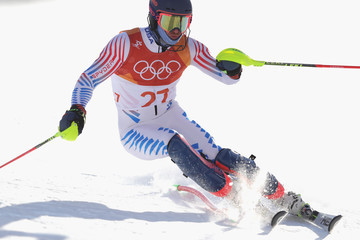 Ted Ligety Alpine Skiing - Winter Olympics Day 4