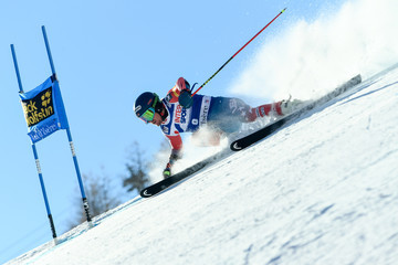 Ted Ligety Audi FIS Alpine Ski World Cup - Men's Giant Slalom
