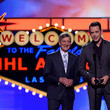 Ted Lindsay Guests Attend the 2015 NHL Awards Show